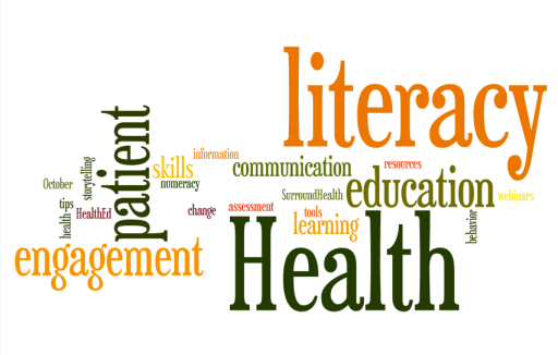 HealthLiteracy_word cloud