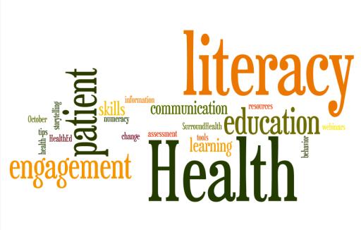 HealthLiteracy_word cloud